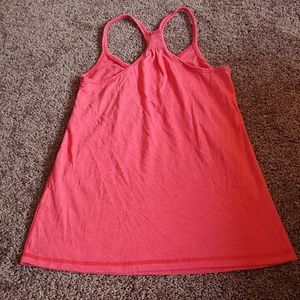 Hollister Tops - Hollister peachy pink racer back tank top